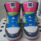 Adidasi dama - DC Shoes marime 38, 5/ 24.5 cm