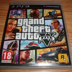 Jocuri PS3 Rockstar Games, 18+, Multiplayer - Grand Theft Auto 5/GTA 5 PlayStation 3/PS3