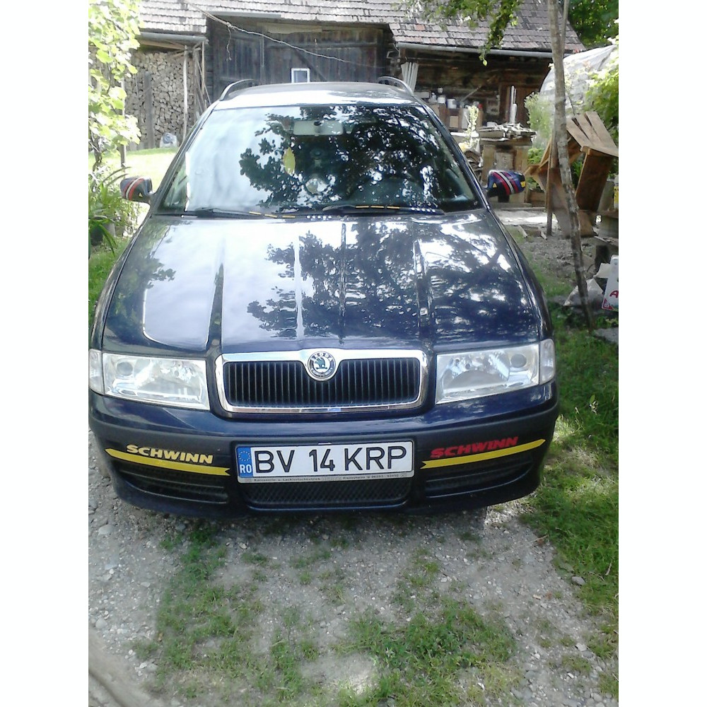 Vind urgent autoturism scoda octavia, An Fabricatie: 2002, Benzina ...