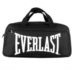 Geanta de sala ftness Everlast Holdall - Geanta Barbati Lee Cooper, Marime: Masura unica, Culoare: Negru, Geanta tip postas, Bumbac