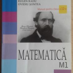 Manual Matematica M1 - Clasa a 12-a - Editura All - Manual scolar all, Clasa 12
