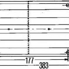 Lampa spate - HELLA 2SK 004 460-031