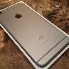 Apple iPhone 6s Plus 128GB Spațiu - Gri (Fabrica de Deblocat) Smartphone - Telefon iPhone Apple, Neblocat