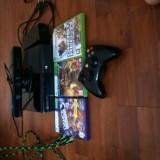 Xbox 360 Microsoft kinect-250GB+3 jocuri