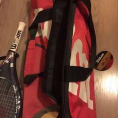 Tenis - racheta, mingi, geanta Wilson - Racheta tenis de camp