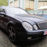 Mercedes E Klass e220, 2.2 CDI, an 2004, Motorina/Diesel, 1 km, 2146 cmc, Clasa E