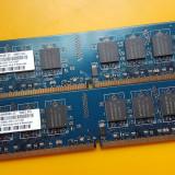 Kit 2GB DDR2 Desktop,1GBx2,Brand ELIXIR,667Mhz,PC2-5300,CL5
