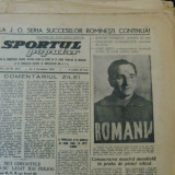 Ziare - Sportul Popular 1956