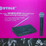 Microfon wireless WVNGR SM-200 profesional