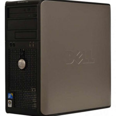 Calculator DELL Optiplex 755 Tower, Intel Core 2 Duo E6750 2.66 GHz, 1 GB DDR2, 80 GB HDD SATA, DVD-ROM, Windows 7 Home Premium - Sisteme desktop fara monitor