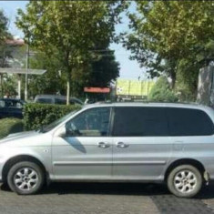 Kia Carnival autoutilitara cu taxa platita si nerecuperata, An Fabricatie: 2004, Motorina/Diesel, 227000 km, 2902 cmc