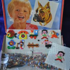 Ministeck Eco Spielwaren GMBH. Joc de creaţie anii 80-90.Joc tip LEGO - Jocuri Seturi constructie