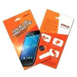 Set 2 bucati - Folie protectie plastic Samsung Galaxy Y S5360, IDEKO, clara - Husa Telefon