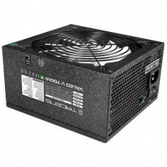 Sursa TACENS ATX Valeo V, 700W, 80 PLUS Silver, active PFC, PRO SILENT Technology 0dB - Sursa PC