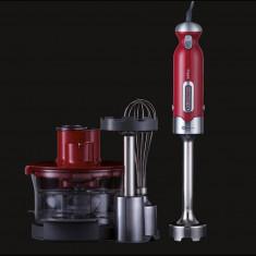 Mixer Kenwood vertical Kenwood HDM708 0W22111023, 700W, multi-tocator 1 litru, rosu - Mixere