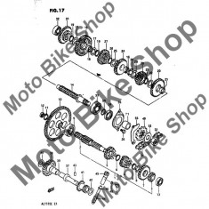 MBS Siguranta 1984 Suzuki ALT125, Cod Produs: 0938020007SU - Sigurante Moto