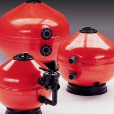 "Astra Pool Filtru piscina Volcano Side D750 cu vana 2"" inclusa"