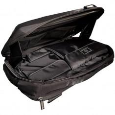 4World geanta + rucsac notebook 08581 15.6 inch, negru - Geanta laptop