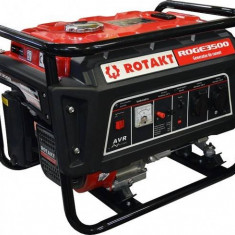 Rotakt ROGE3500, Generator de curent 2,5kw, 4 timpi, OHV, 230 V