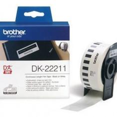 Brother Benzi termice Brother DK22211 pentru etichetatoare - Imprimanta termice