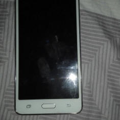 Samsung Galaxy Grand Prime Alb - Telefon Samsung, Neblocat, Single SIM
