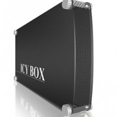 HDD Rack RaidSonic Icy Box IB-351AStU-B, 3.5 inch, USB, negru - Rack HDD