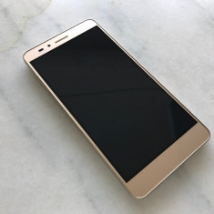 Huawei Honor 5X 16GB 4G Dual SIM / 3GB RAM IMPECABIL, necodat, ORIGINAL - 799 RON - Telefon Huawei, Auriu, Neblocat, Octa core