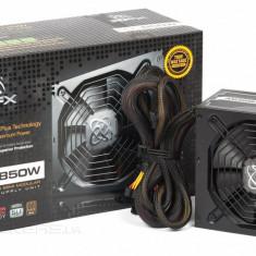 Sursa XFX Pro Series 850, 850W, 80+ Bronze, ventilator 135 mm, PFC Activ - Sursa PC