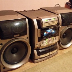 Combina SHARP - Combina audio