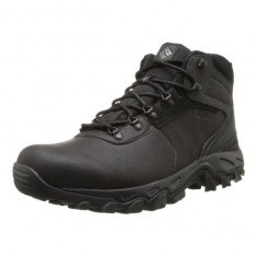 Ghete de iarna pentru barbati Columbia Newton Ridge Plus II Waterproof Black (CLM-1594731-BLK) - Bocanci barbati Columbia, Marime: 40, 41, 44, 46, Culoare: Negru