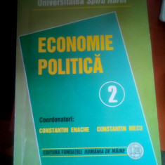 Economie politica 2 - Curs marketing