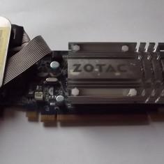 Placa video 256 MB / Zotac 7200 GS / VGA + DVI (v2) - Placa video PC Zotac, PCI Express, nVidia