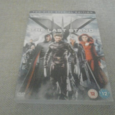 X-Men The Last stand - Two disc special edition - DVD - Film actiune, Engleza