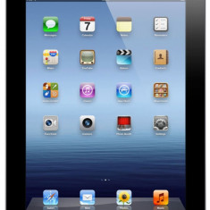 Tableta Apple iPad, 32 GB, Wi-Fi, 3G - Tableta iPad 3 Apple, Negru