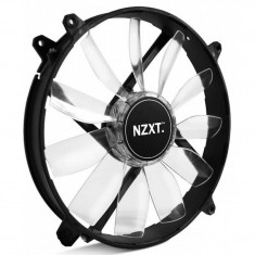 Ventilator NZXT FZ 200mm White LED Airflow Series - Cooler PC