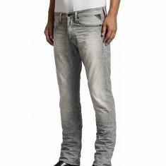 Blugi Replay Waitom | Regular Slim | W30 L32 - Blugi barbati Replay, Culoare: Din imagine, Lungi, Prespalat, Slim Fit, Normal