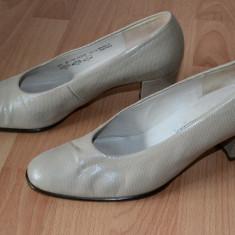 PANTOFI DAMA, GABOR DIN PIELE NATURALA, NR.40 - Pantof dama Pikolinos, Culoare: Din imagine