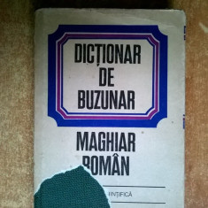 Bela Kelemen – Dictionar de buzunar maghiar-roman