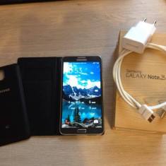 Samsung Galaxy Note 3 32GB - N9005 - Telefon mobil Samsung Galaxy Note 3, Negru, Neblocat, Single SIM