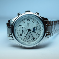 Longines Master Collection Moonphase Automatic - Ceas barbatesc