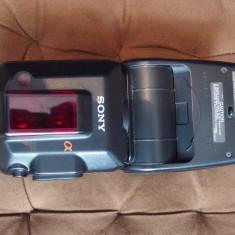 Vand blitz Sony HVL F56AM ca nou, pachet complet - Bounce Diffuser Blitz