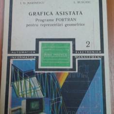 10038 AURELIAN TANASESCU - GRAFICA ASISTATA. PROGRAME FORTRAN PENTRU REPREZENTARI GEOMETRICE 2