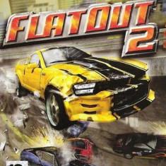 JOC FLAT OUT 2 -- PS2 - Lumini club