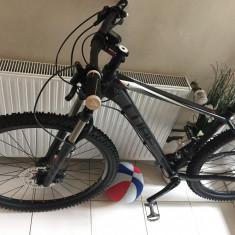 Bicicleta MTB Cube Acid 29's in Garantie-Black (nu Scott, Trek, Giant) - Mountain Bike Cube, 19 inch, Numar viteze: 30