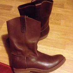 Cizme barbatesti Red Wing Shoes - Cizme barbati, Marime: 42, Culoare: Maro, Piele naturala