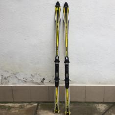 10 skiuri tecno second-hand, germania 180cm