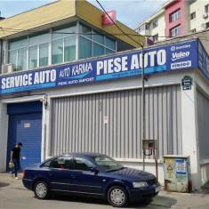 Inchiriez afacere service auto 220 mp