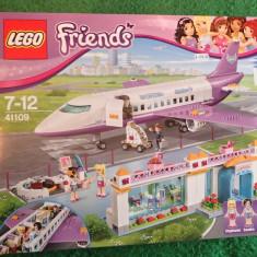 LEGO 41109 Friends Aeroportul din Heartlake nou sigilat Avion copii Original - LEGO Friends