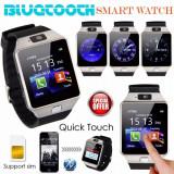 Smartwatch DZ09 Negru, Touchscreen Model Nou,Factura si Garantie 12 luni