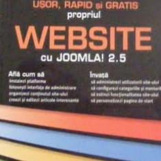 Website cu JOOMLA! 2.5 - Carte webdesign